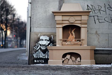 Fireplace Stuff by Bartek Elsner The Paper Stuff 187 The Fireplace