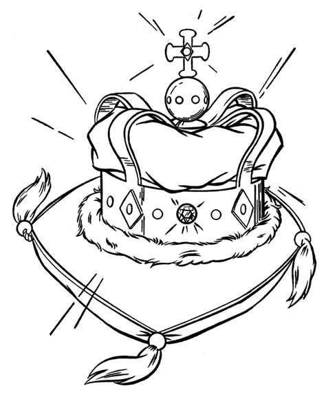 crown coloring pages coloring home crown coloring pages coloring home