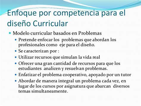 Que Es Un Modelo Curricular Por Competencias Modelo Curricular Por Competencias