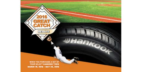 Channellock Com Sweepstakes - hankook announces 2016 great catch rebate promotion