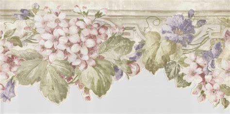 scalloped edge wallpaper border scalloped floral wallpaper border 82b66124dc clearance