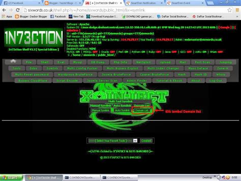 tutorial symlink deface tutorial deface dengan fake root ghostsec team