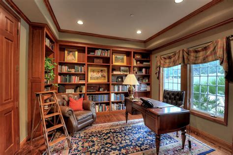 Home Library Decorating Ideas by 30 Classic Home Library Design Ideas Imposing Style