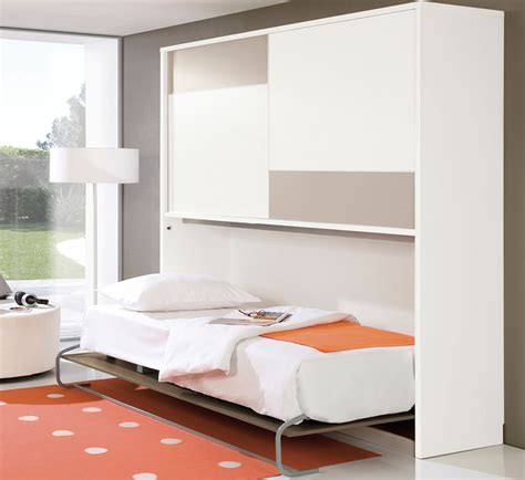 single murphy bed single murphy wall bed white room decors and design
