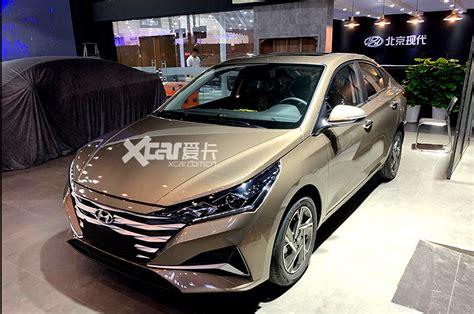 upcoming hyundai verna 2020 hyundai verna facelift may come to by mid 2020