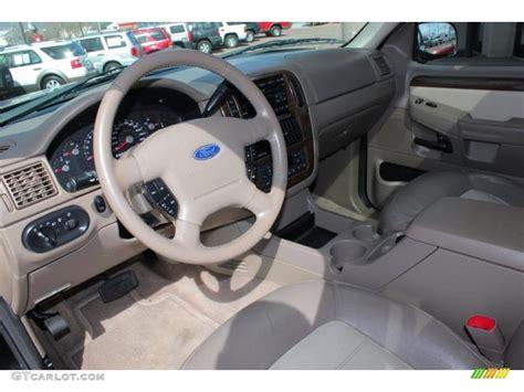 2004 Ford Explorer Interior by Medium Parchment Interior 2004 Ford Explorer Eddie Bauer 4x4 Photo 46128826 Gtcarlot