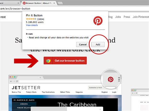 how do i upload a photo to pinterest ask dave taylor pinterest toolbar chrome quick installation guide pinleague