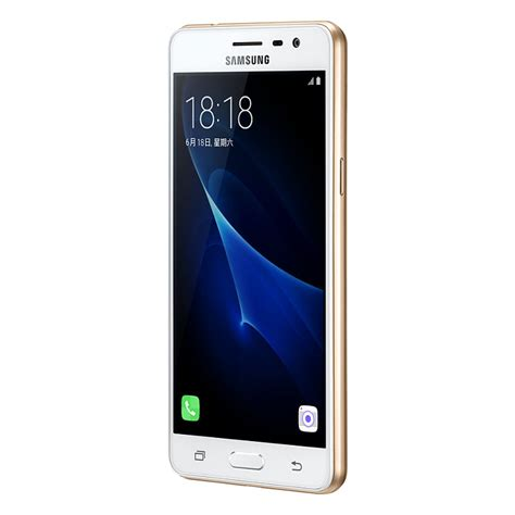 Samsung Galaxy J3 2016 New Resmi this is the next generation galaxy j3 in gold and gray