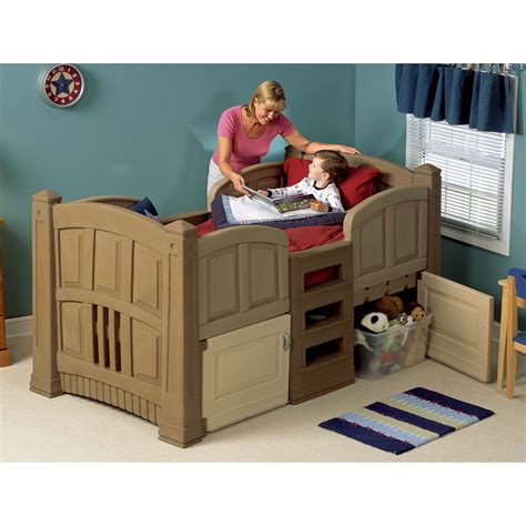 step2 bed step 2 747400 lifestyle twin bed sears outlet