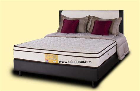 Kasur Bed Comforta comforta fit platinum plush top toko kasur