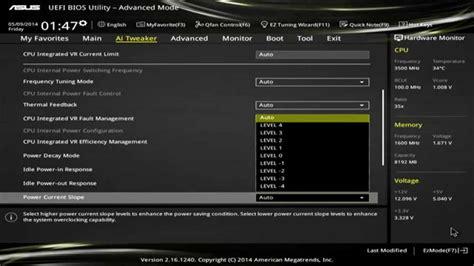 Asus Laptop Can T Exit Bios bios asus z97 a