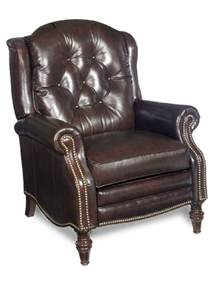 Leather Recliner Chair High Quality Leather Recliner By Bradington