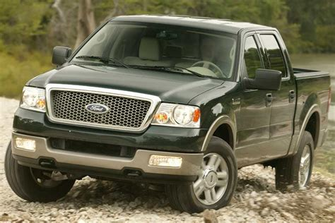2004 Ford F150 Specs 2004 ford f150 reviews specs and prices cars