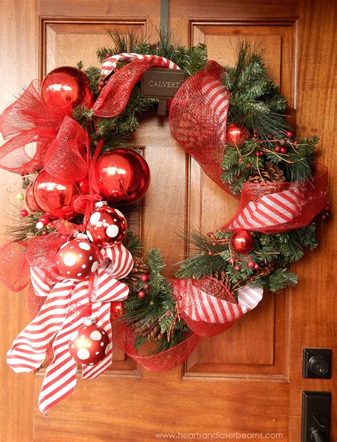 christmas items you tube wreaths a carole beautiful decorations steph calvert
