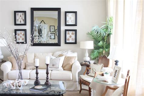how to style your living room living room in beige color