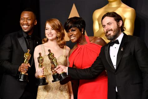 film oscar winner forget the flub oscars pushed the envelope for once