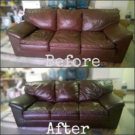 dying a leather couch urban artisans how to dye leather furniture diy
