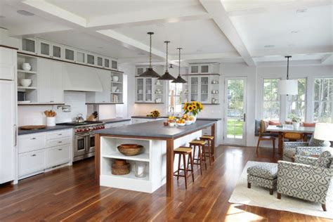 18 fantastic coastal kitchen designs for your house