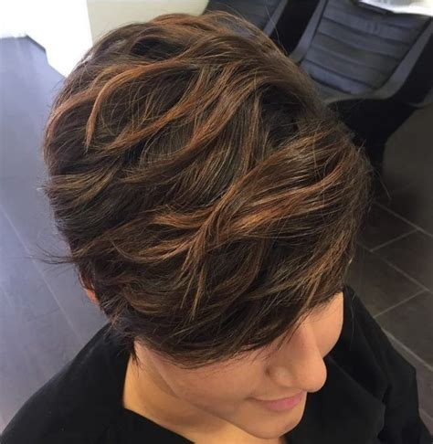 best highlights for pixie dark brown hair 353 best balayage hairstyle images on pinterest balayage