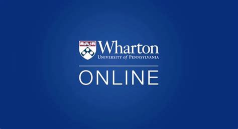 Wharton Mba Accounting Classes by Wharton Learning