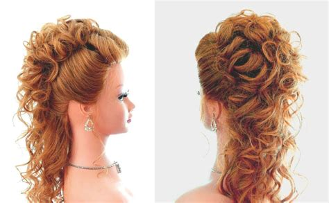 womenbeauty1 hairstyles download curly wedding prom hairstyle for long hair viyoutube
