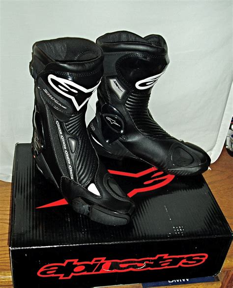 racing boots product review alpinestars smx plus performance racing