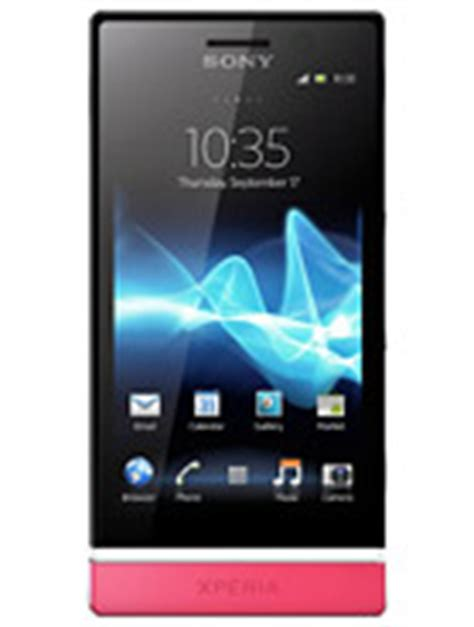 Hp Sony Xperia Miro sony xperia miro phone specifications