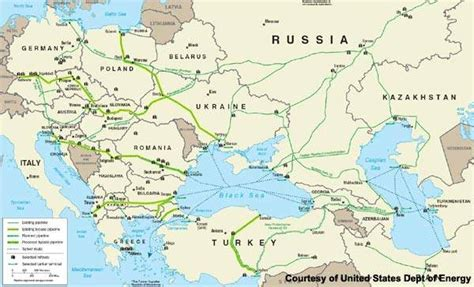 The Caspian Gates exploiting the caspian hydrocarbons technology