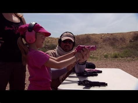 should kids learn how to shoot guns ? | hidden america