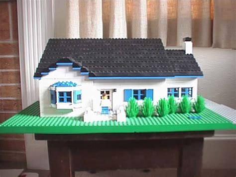 make my house my house lego