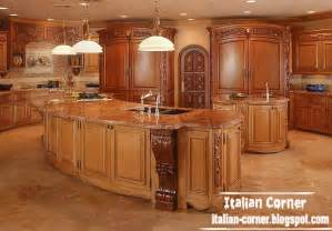 Furniture Kitchen Design Luxury Italian Kitchen Designs With Wooden Cabinets Furniture