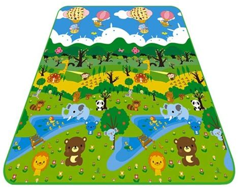 non toxic soft baby play mats educational children