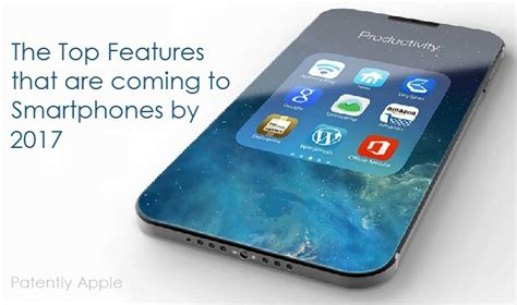 best smartphone features gartner the top ten features coming to smartphones by