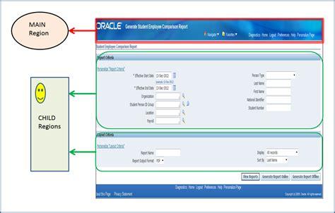 oaf tutorial in oracle apps oracleapps oaf online tutorials application module in oaf