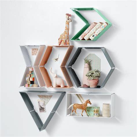 geo wall shelf types best of interior design