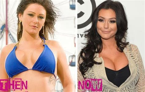 375 best images about celebrity plastic surgery on pinterest jwoww plastic surgery a nose boob job before after