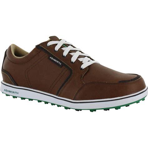 ashworth cardiff adc golf shoes ashworth cardiff adc brown brown fairway 10 medium