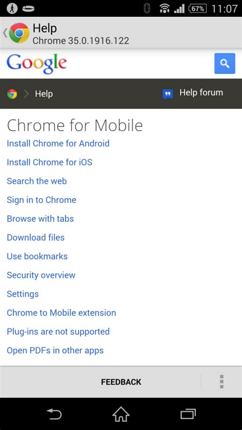 android chrome apk faster better chrome beta for android