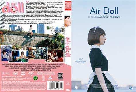 film air doll 2009 covers box sk air doll high quality dvd blueray