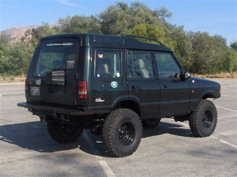 custom land rover discovery rovertym 3 quot lift with ome land cruiser shocks 33x10 5r15