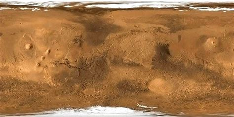 mars map printable map of planet mars pics about space