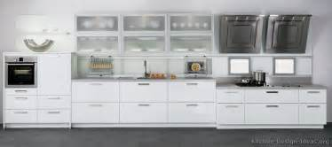 Modern Kitchens With White Cabinets Pictures Of Kitchens Modern White Kitchen Cabinets Kitchen 18