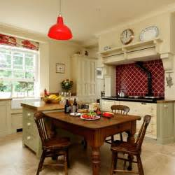 Aga Kitchen Designs by Country Kitchen With Aga Housetohome Co Uk