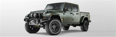 Jeep Jt 2019 Jeep Wrangler Jt 2016 2017 Truck