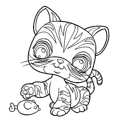 free coloring pages of shop drawing pet shop coloriage