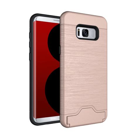 Casing Custom Hardcase Samsung Galaxy S8 S8 Plus Powerpuff Dis thin brushed card holder cover stand for samsung galaxy s8 s8 plus ebay