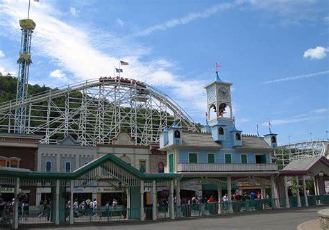 theme park near bristol lake compounce bristol ct i 95 exit guide