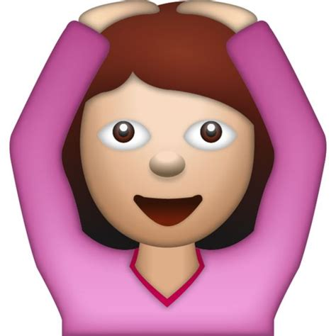 emoji yes woman saying yes emoji say yes in a fun way with this