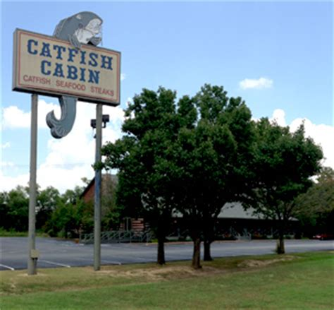 about catfish cabin restaurant place to eat in