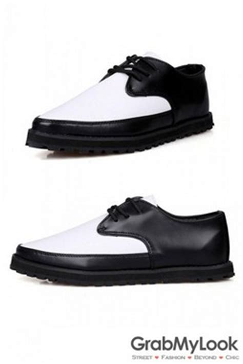 white lace oxford shoes s corner shoes oxford black white leather